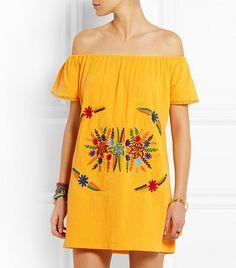 Snesi Studio Off-the-Shoulder Mini Dress
