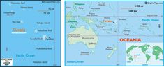 Tuvalu (Gilbert & Ellice Islands until they gained independence in 1976)