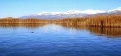 Lakes Prespes, Greece by jwp