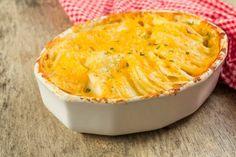 Slow Cooker Vegan Recipe for Potatoes Au Gratin Style