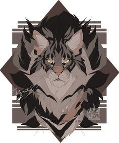 Tigerstar * || King by reddjazz.deviantart.com on @DeviantArt
