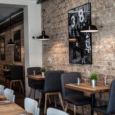 Im Restaurant Acht&Dreißig auf der Oranienburger Straße in Mitte serviert ein Vietnamese eine ganz exzellente moderne Deutsche Küche.