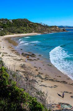 Wategos Beach - Byron Bay Lighthouse walk, Australia