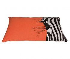 Dekorační polštář Zebra Look 35x60 cm