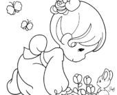 [Coloring Pages] : free coloring pages precious moments  coloring online precious moments coloring pages jesus precious moments coloring pages alphabet