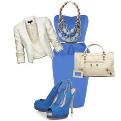 Work, created by aniserenee on Polyvore