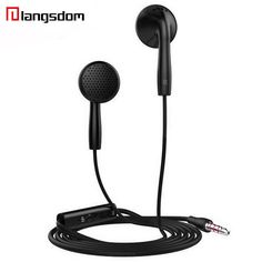 >> Click to Buy << Langsdom IN2 Earphone Portable Flat Earphones 3.5mm Wired Earbuds With Microphone In-ear Universal Auriculares For Samsung Meizu #Affiliate