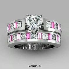 I'm not one to care about wedding crap but this ring is gorgeous. Future hubby, you see this?