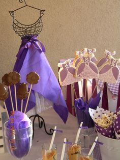 Decor at a Tangled Party #tangledparty #decor