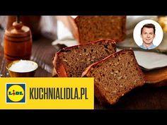 CHLEB ŻYTNI NA ZAKWASIE 🍞   Karol Okrasa & Kuchnia Lidla - YouTube Lidl, Kaito, Banana Bread, Youtube, Desserts, Food, Tailgate Desserts, Deserts, Essen