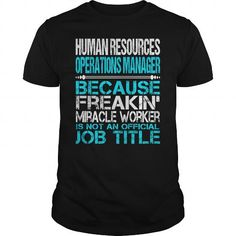 Awesome Tee For Human Resources Operations Manager T Shirts, Hoodies. Get it now ==► https://www.sunfrog.com/LifeStyle/Awesome-Tee-For-Human-Resources-Operations-Manager-123815359-Black-Guys.html?57074 $22.99