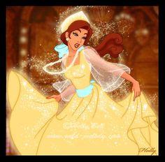 Anastasia-favorite childhood princess.