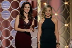 Tina & Amy Take the Golden Globes...Again!