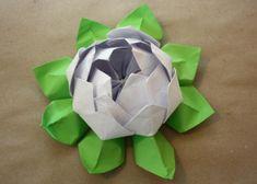 Fotopostup na lekno z papiera 21 3d Origami, Logos, Art, Art Background, Kunst, A Logo, Performing Arts, Logo, Legos