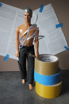 szycienocne: KEN - spodnie bojówki