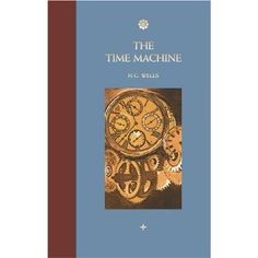 The Time Machine-Short....and I found it kinda boring but somehow wanted more story.