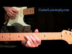 ▶ Crossroads Guitar Lesson Pt.1 - Cream - Intro, 12 Bar Progressions & Outro Section - YouTube