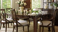 European Farmhouse - Dining Room - Stanley Furniture
