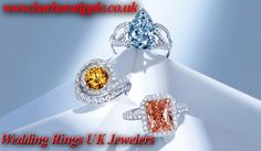 #WeddingJewellery Shops UK Is the Best Option to Eternity Ring and many more wedding jewellery.
