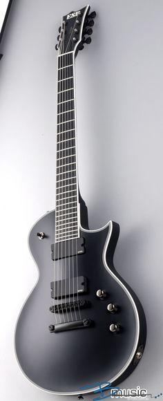 Beautiful ESP Eclipse 7 string