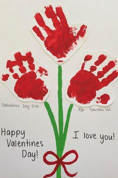 They won't be little forever! Preserve their adorable handprints with thispaint craft. Get the tutorial at NANNY SHECANDO.