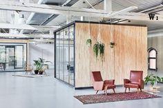 ARC inzending: Hoofdkantoor Fairphone Amsterdam door Melinda Delst Interior Design en studio modderman - alle projecten - projecten - de Architect