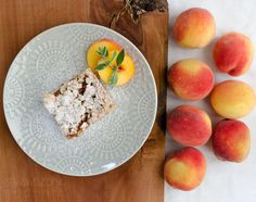 Cantaloupe, Peach, Sweets, Cook, Fruit, Recipes, Sweet Pastries, Gummi Candy, Recipies