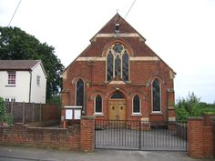 Methodist Church, Upper Gravenhurst, Beds by Rodney Burton, via Geograph