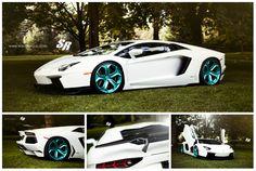 Lamborghini Aventador by SR AutoGroup – Heavy Hitter