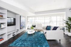 The Block Living Room Reveals Week 6The Block Shop - Channel 9