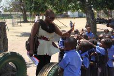 BCP Zimbabwe and Swiss Embassy Join Hands for Chinyaradzo Children's Home