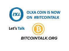 OLXA Coin is on Fire at #BitCoinTalk  Join our Topic Now: https://bitcointalk.org/index.php?topic=2709959.0   #Olxa #OlxaCoin #OlxaCoins #Olxa_Coin #Olxa_Coins #Crypto #CryptoCurrency #Blockchain #Ethereum #BitCoin #BTC #ETH #DASH #LTC #ICO #PreSale #PreICO #Coin #Offering #MyEtherDelta #Bittrex #Poloniex #HitBTC