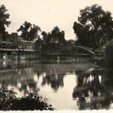 Resultado de imagen de fotos de la rana verde aranjuez años 50