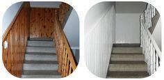 Malowanie boazerii - jak się do tego zabrać? Co zrobić krok po kroku, aby odzyskała blask? Przedstawiam metamorfozę boazerii na moim korytarzu.