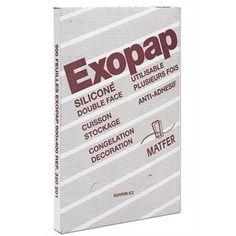 Matfer 320201 - Exopap Double Sided Baking Paper
