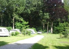 Small campingsite in The Netherlands