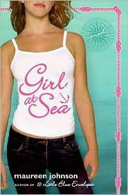 Girl At Sea by Maureen Johnson, fun read