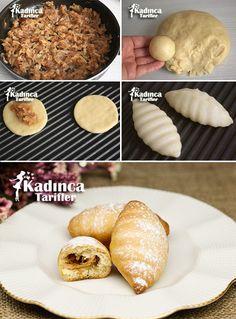 MARGARİNSİZ ELMALI KURABİYE TARİFİ http://kadincatarifler.com/margarinsiz-elmali-kurabiye-tarifi