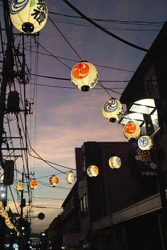 Matsuri, Kichijoji by 176.9cm, via Flickr