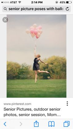 Pin by katie hill on senior pictures фотосессия, фотосессия Creative Shot, Creative Photography, Portrait Photography, Balloons Photography, Birthday Photography, Graduation Photography, Birthday Girl Pictures, Birthday Photos, Poses Photo