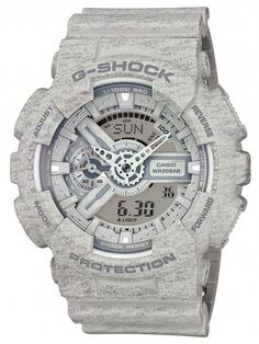 CASIO G-SHOCK HEATHER | GA-110HT-8AER