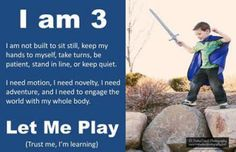 I am 3 Poster