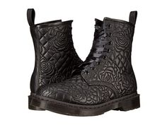 Dr. Martens Brause Black Matte PU - Zappos.com Free Shipping BOTH Ways