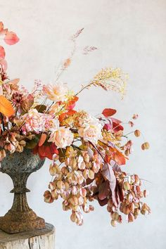 fall tablescapes.
