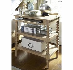 Liberty Furniture - Harbor View Open Night Stand - 531-BR62