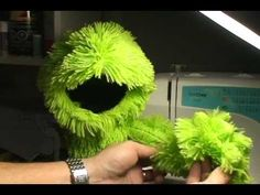 Puppet Building Ep10 - Roly Head Pattern - We learn how to put arms on our puppet using 30mm Doll joints.