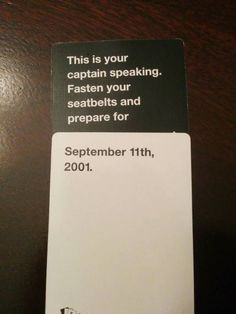 15 Instant Game Winners From Cards Against Humanity Stupid Funny Memes, Wtf Funny, Funny Posts, Funny Quotes, Inappropriate Memes, Hilarious, Funny Sarcasm, Funny Shit, Funny Stuff