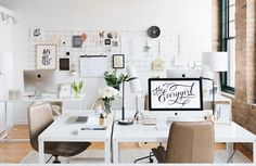 The Everygirl Office Tour