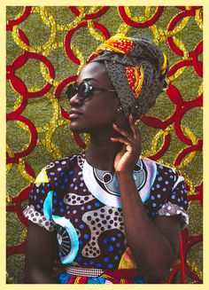 DYNAMIC AFRICA - New Images from Ghanaian photographer Ofoe...