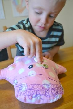 Feather's Flights: A Sewing Blog: DIY Stuffie Gift